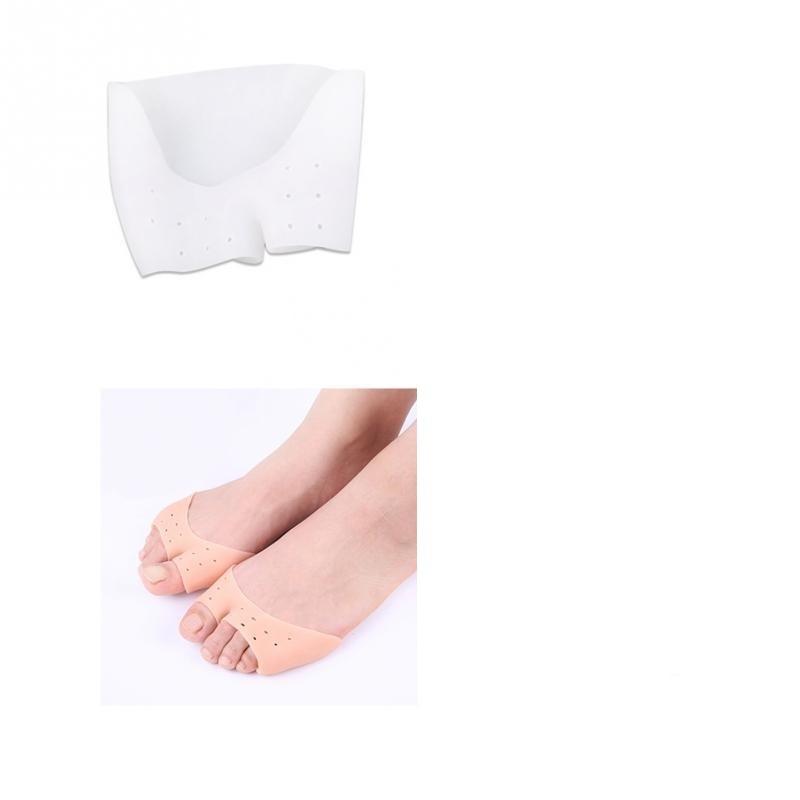 Специальные протекторы для уменьшения размера обуви с открытым мыском, 1 пара