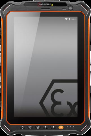 Купить Взрывобезопасный планшет  i.Safe 930.1 по доступной цене