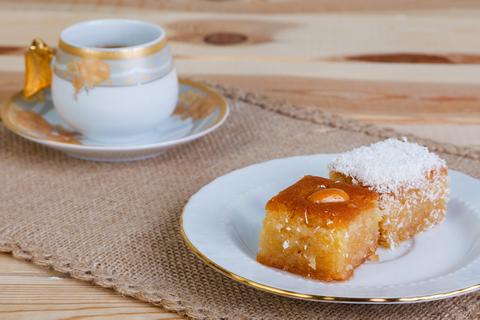 Восточный десерт Намура с кокосом, 400 г