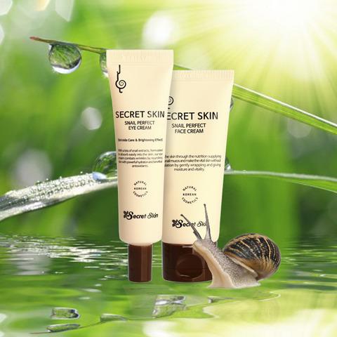 Крем для век с муцином улитки Secret Skin Snail Perfect Eye Cream