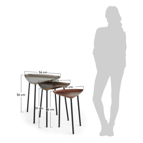 Набор столиков Itta
