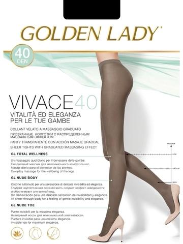Vivace 40 GOLDEN LADY колготки