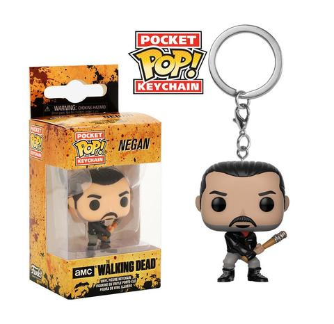 Брелок Ниган || POP! Keychain Negan