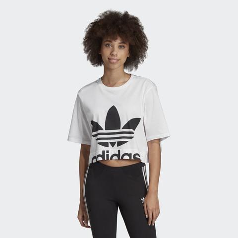 Футболка женская adidas ORIGINALS BACK CUTOUT