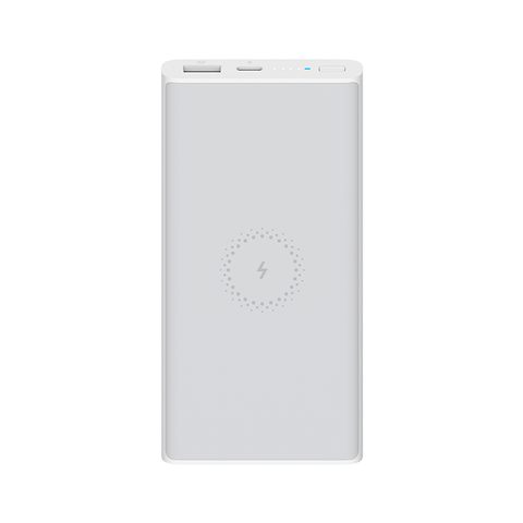Аккумулятор Xiaomi Mi Wireless Power Bank Youth Edition 10000mAh (WPB15ZM) White