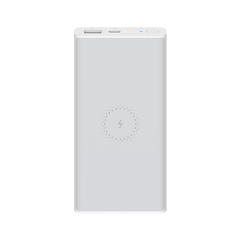 Аккумулятор Xiaomi Mi Wireless Power Bank Youth Edition 10000 mAh (WPB15ZM) (Белый)