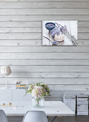 Картина на стекле Сиреневое вдохновение 2, 28х40 см