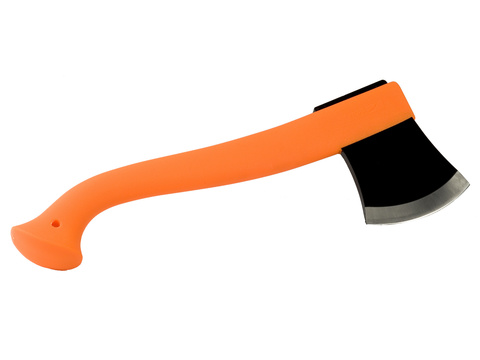Туристический топор Morakniv Outdoor Axe, нержавеющая сталь, оранжевый