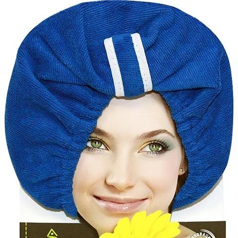 Чалма для сушки волос
