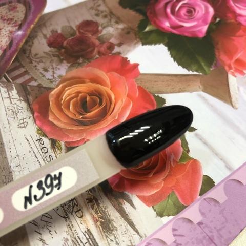 TAF Premium, Гель-лак 397 (чёрный)