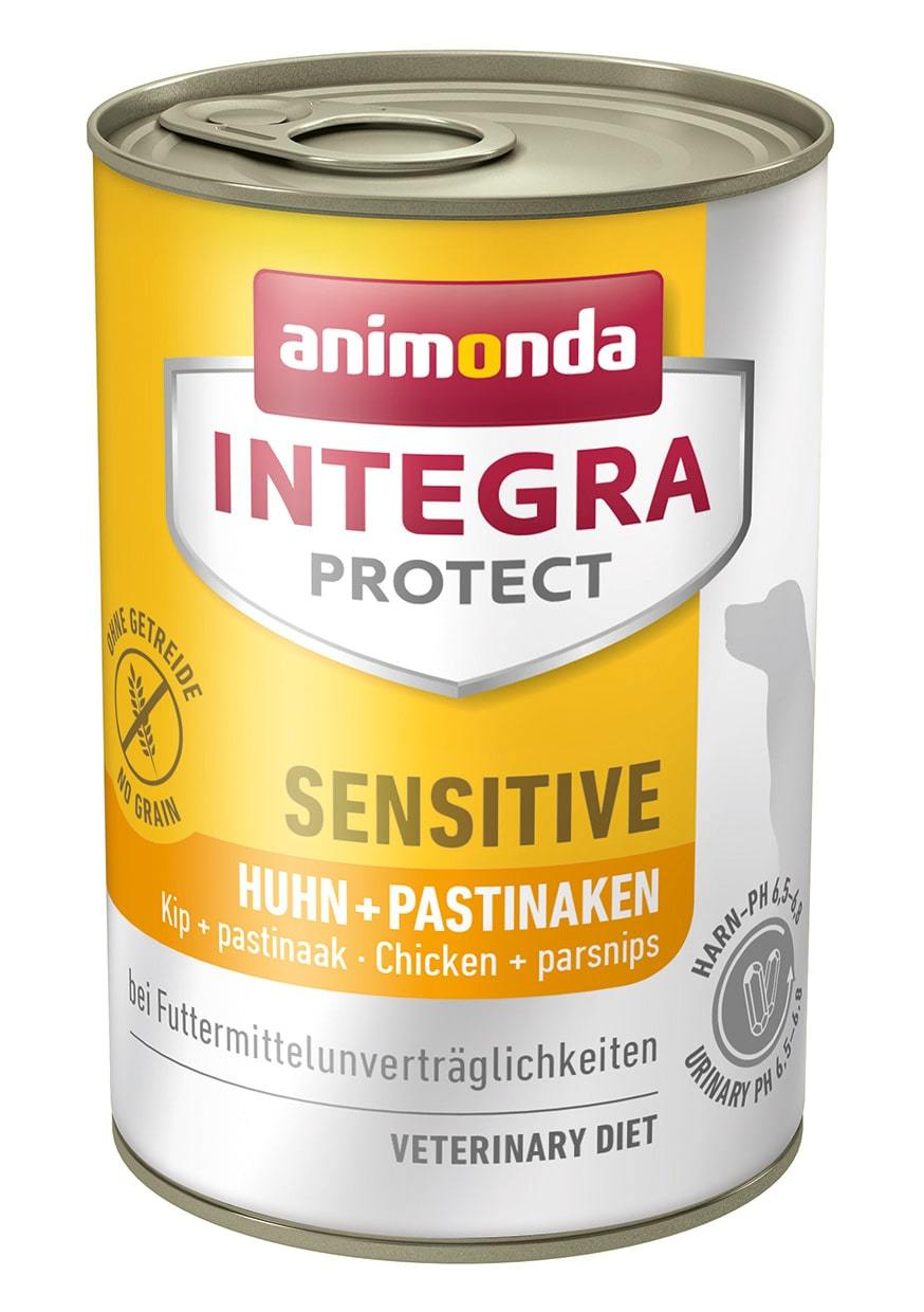 Animonda Integra Protect Dog (банка) Sensitive Chicken & Parsnip