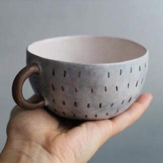 Керамическая чашка 1