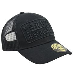 Кепка черная Yakuza Premium 3076