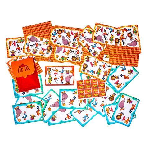 Думай, играй, побеждай! Магический цирк Smile Decor П309
