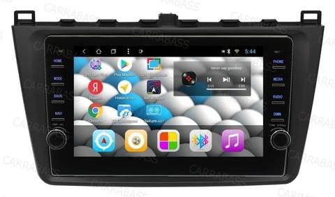Штатная магнитола для  Mazda 6 2007-2012 Android 8.1 модель CB3078T8 KR