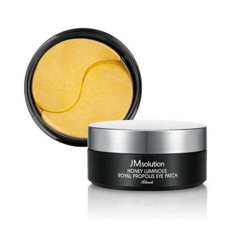 JM Solution Honey Luminous Royal Propolis Eye Patch 90g (60ea)