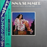 Donna Summer / Greatest Hits, Volume Two (LP)