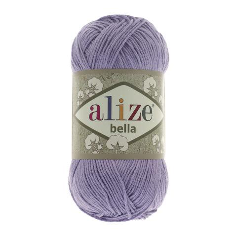 Пряжа Alize Bella 158 сирень