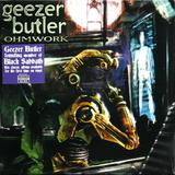 Geezer Butler / Ohmwork (LP)