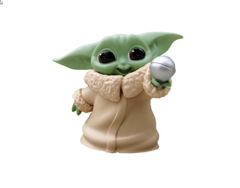 Фигурка Star Wars: The Mandalorian - Baby Yoda with Ball