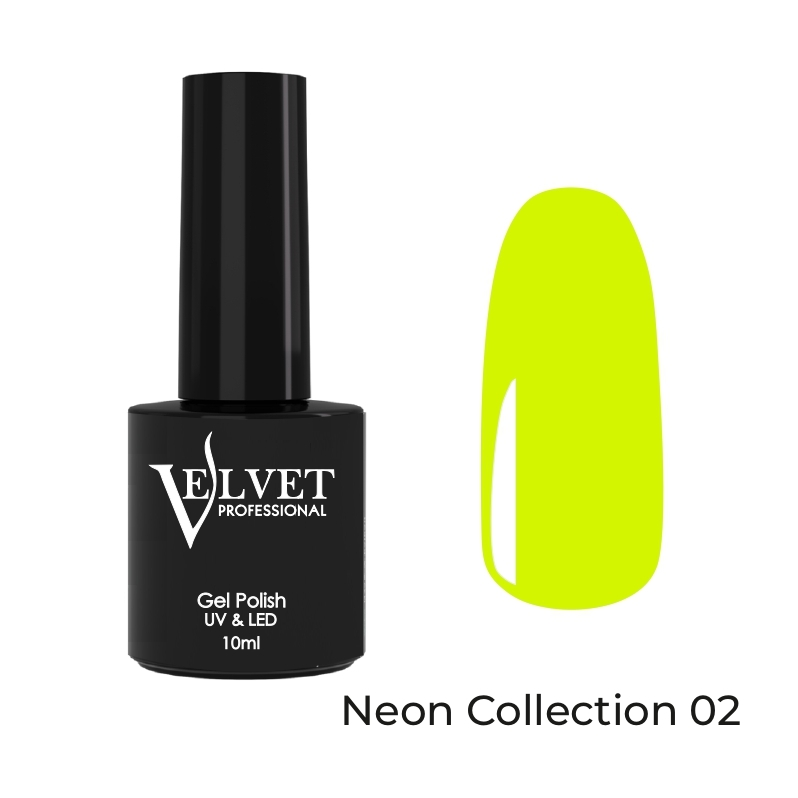 Гель-лак VELVET Neon Collection 02 10мл