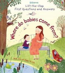 Where Do Babies Come From Board book