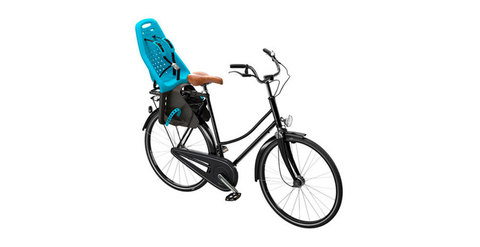 Картинка велокресло Thule Yepp Maxi Easy Fit морской волны - 5