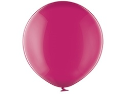 В 250/60см, Кристалл Экстра, Темно-розовый (Фуксия) / Fuchsia 034 /