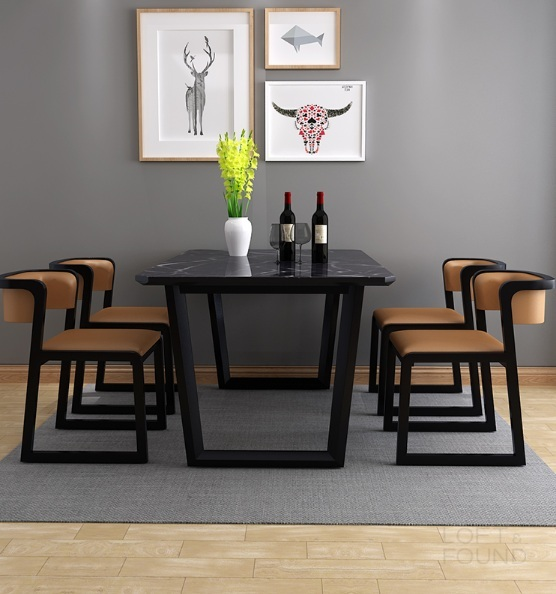Обеденный стол Northern Cattelan Italia style
