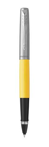 Ручка-роллер Parker Jotter ORIGINALS YELLOW CT ( чернила черные), стержень: F  В БИЛСТЕРЕ123