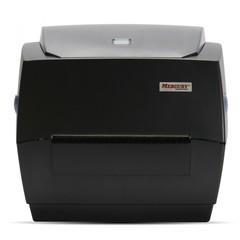 Термотрансферный принтер этикеток Mertech MPRINT TLP100 TERRA NOVA RS232-USB, Ethernet Black, 300 dpi, термопечать, ширина 108 мм, 1D/2D, Честный Знак, ЕГАИС, QR-код, Bartender