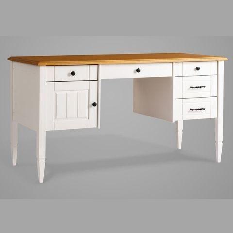 Письменный стол из массива Дания 4
