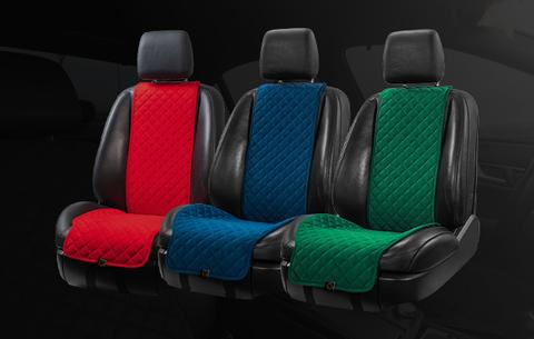 Накидки на передние сиденья