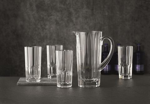 Набор из 5-и предметов кувшин + 4 стакана Nachtmann Aspen 1190/309 мл