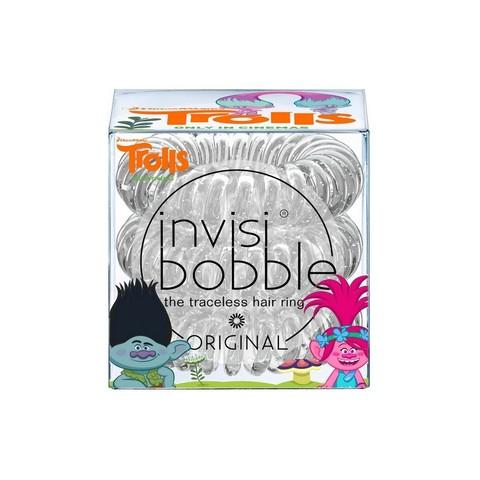 Резинка-браслет для волос invisibobble ORIGINAL Trolls
