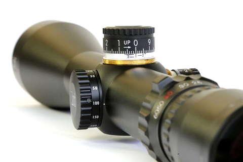 Оптический прицел March 10-60x56 с подсветкой MTR-1, 1/8MOA (D60HV56TI)