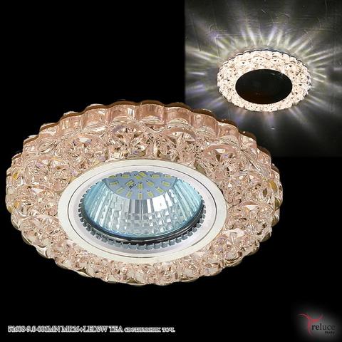 51608-9.0-001MN MR16+LED3W TEA светильник точ.