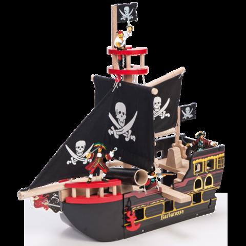Le Toy Van. Пиратский корабль