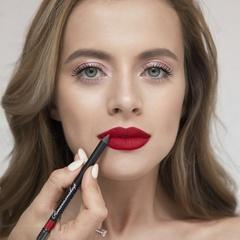 Romanovamakeup Контур-карандаш для губ READY TO RED Sexy Contour Lip Liner