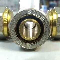 крестовина металлопластиковых труб