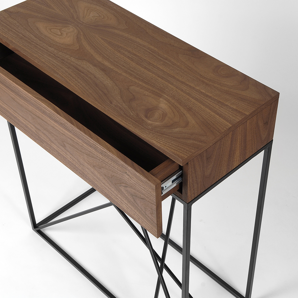 Тумба Intelligent design Wilson box black - вид 5