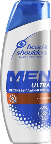 Şampun \ Шампунь против перхоти Head & Shoulders Укрепление волос для мужчин 400 мл