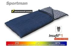 Спальный мешок Maverick Sportman