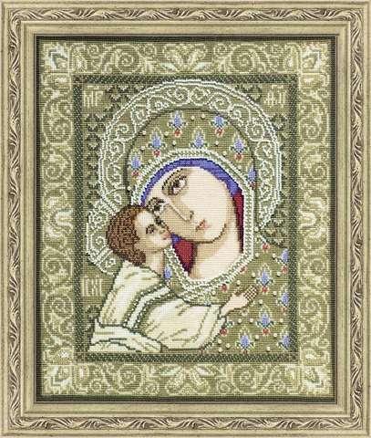 Набор для вышивания крестом «Богоматерь Игоревская» (829)