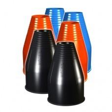 Силиконовый обтюратор Waterproof на запястье оранжевый (пара)
