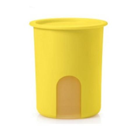 Ёмкость Напоминание (1,25 л) в желтом цвете