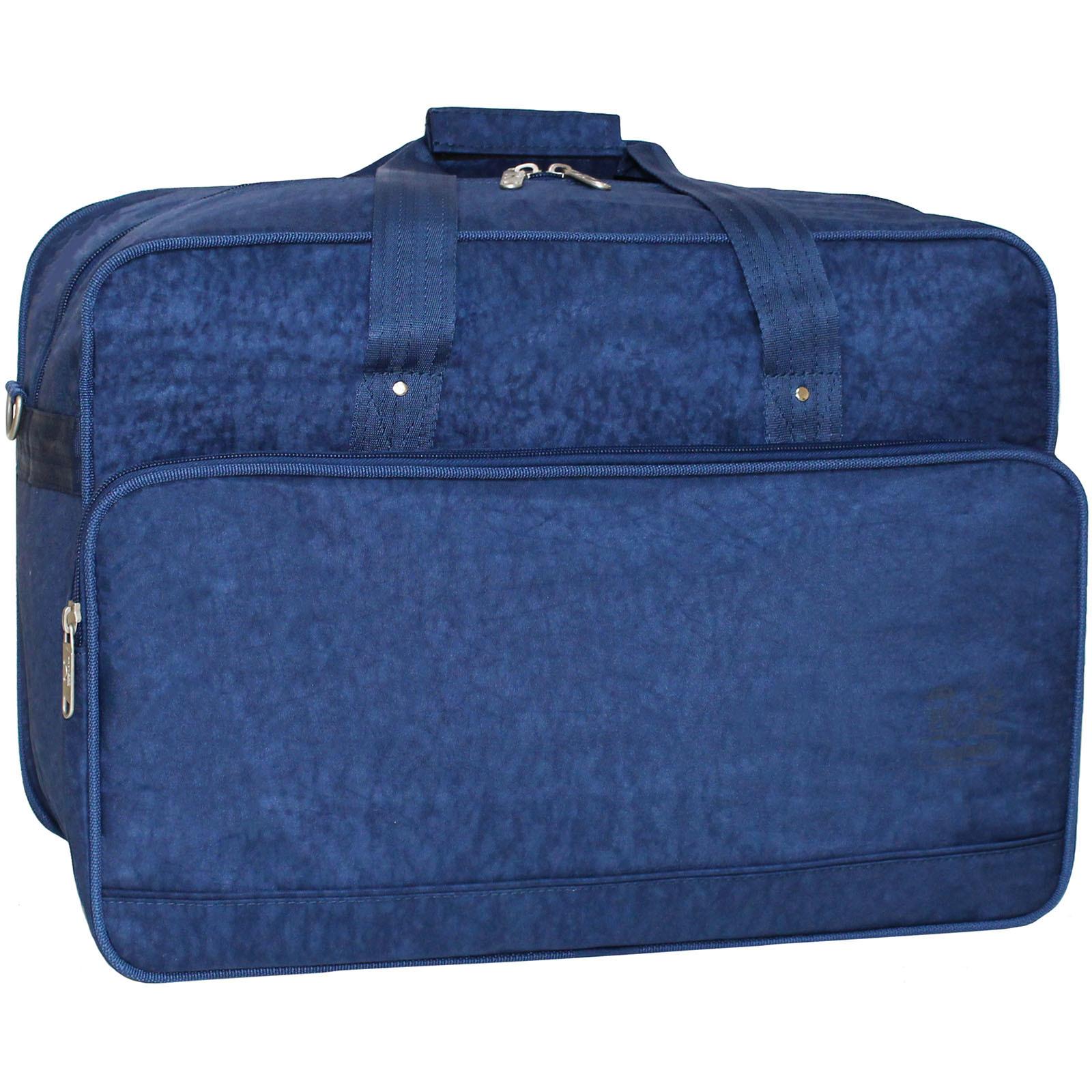 Дорожные сумки Дорожная сумка Bagland Рига 36 л. 225 синий (0030370) IMG_3543.JPG