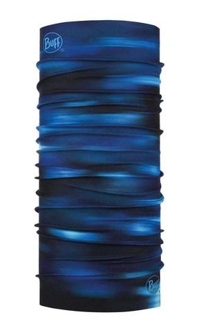 Многофункциональная бандана-труба Buff Original Shading Blue фото 1