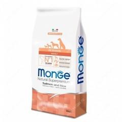 Корм для взрослых собак Monge Speciality Line – Лосось с рисом 15 кг