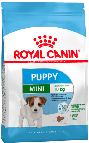 Royal Canin MINI PUPPY для щенков мелких пород